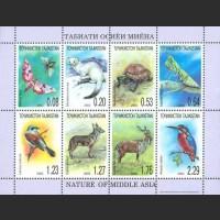Фауна Средней Азии