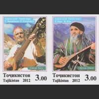 Известные музыканты Таджикистана