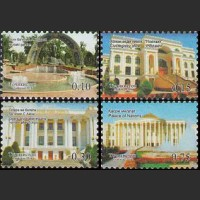 Стандартный выпуск. Архитектура Душанбе