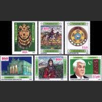 История и культура Туркменистана