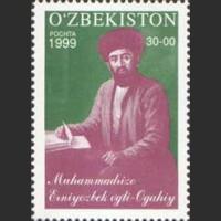 190 лет со дня рождения писателя Мухаммада Риза (Агахи)