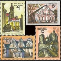 Историко-архитектурные памятники Украины