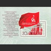 Решения XXIV съезда КПСС- в жизнь!