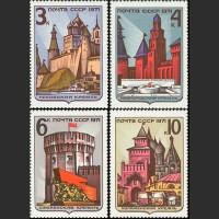 Историко-архитектурные памятники России