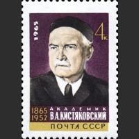 100 лет со дня рождения академика В.А. Кистяковского